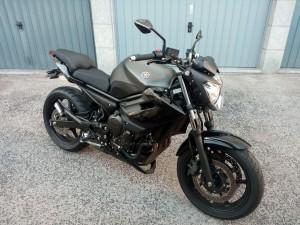 Yamaha XJ6 2014